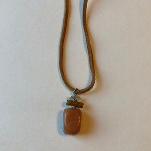 Catherine Stein stone pendant necklace